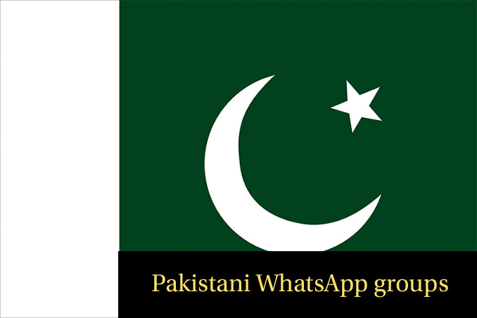 Pakistani WhatsApp group links